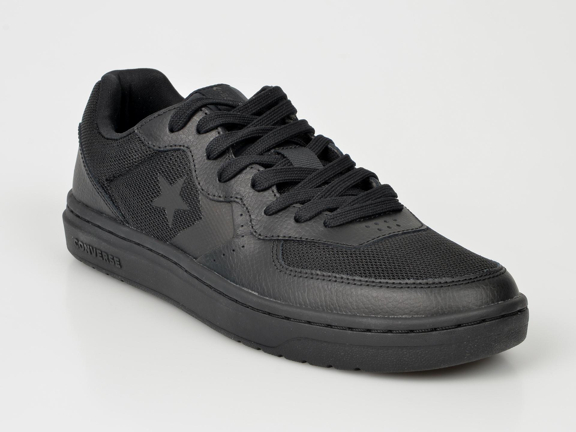 Pantofi Sport Converse Negri, 1, Din Canvas