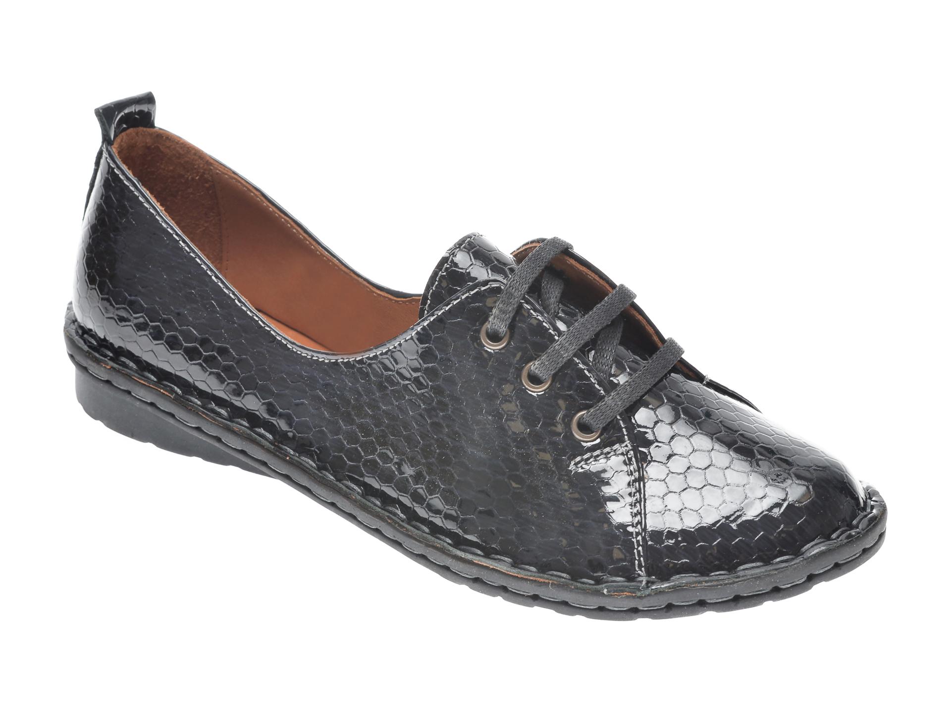 Pantofi Flavia Passini Bleumarin, 952422, Din Piele Naturala