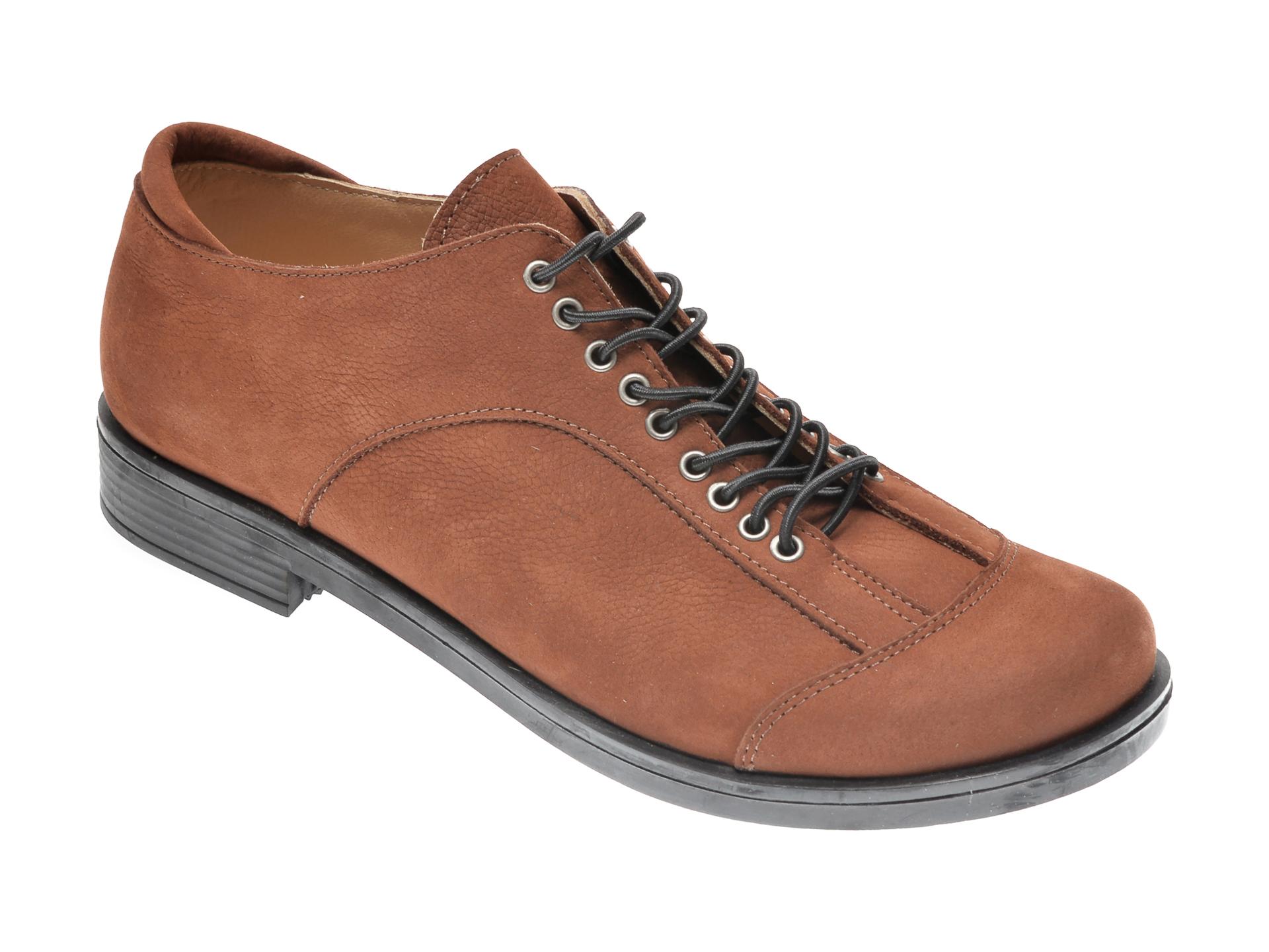 Pantofi Flavia Passini Maro, 1243852, Din Nabuc
