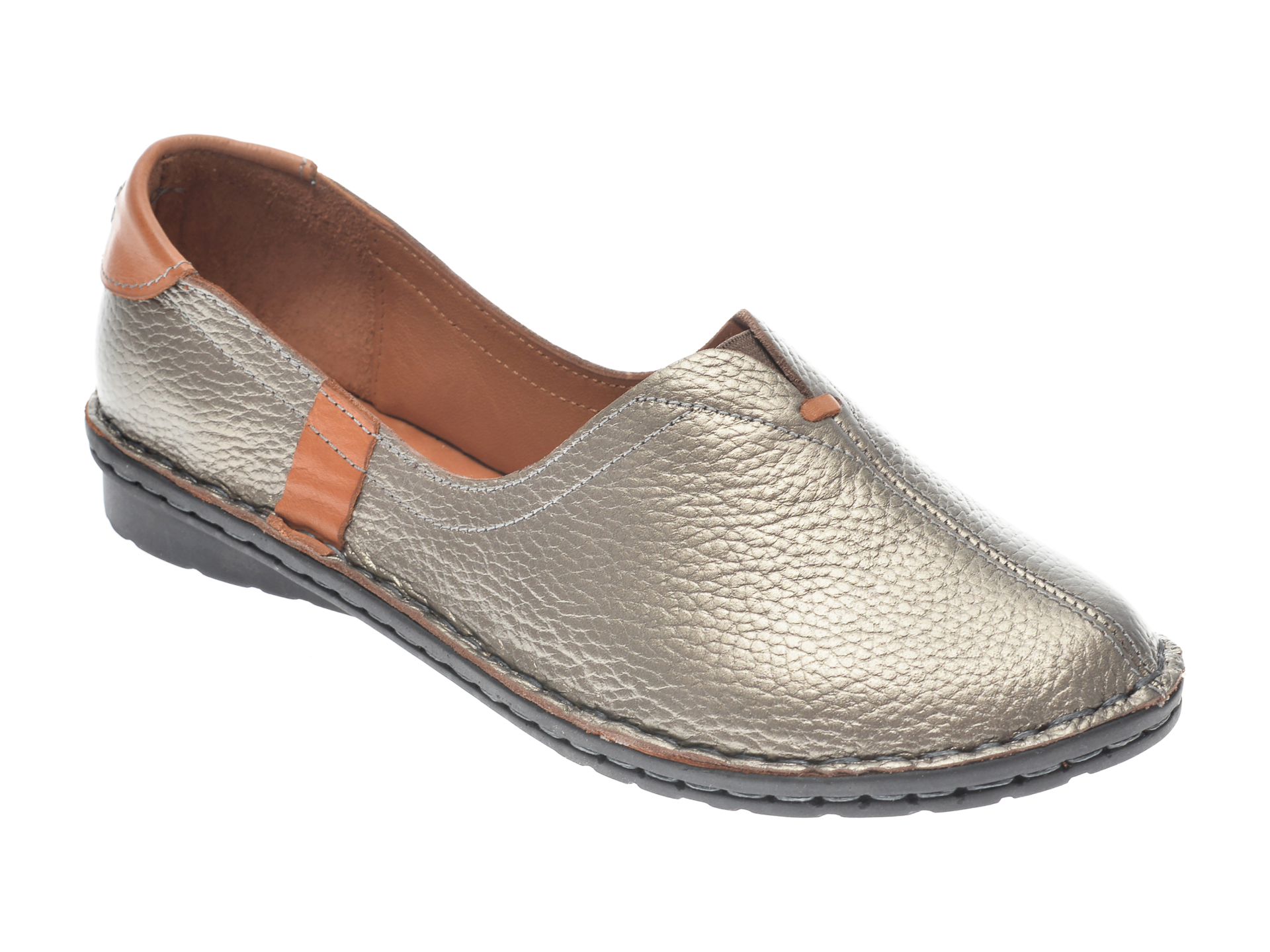Pantofi Flavia Passini Maro, 952405, Din Piele Naturala