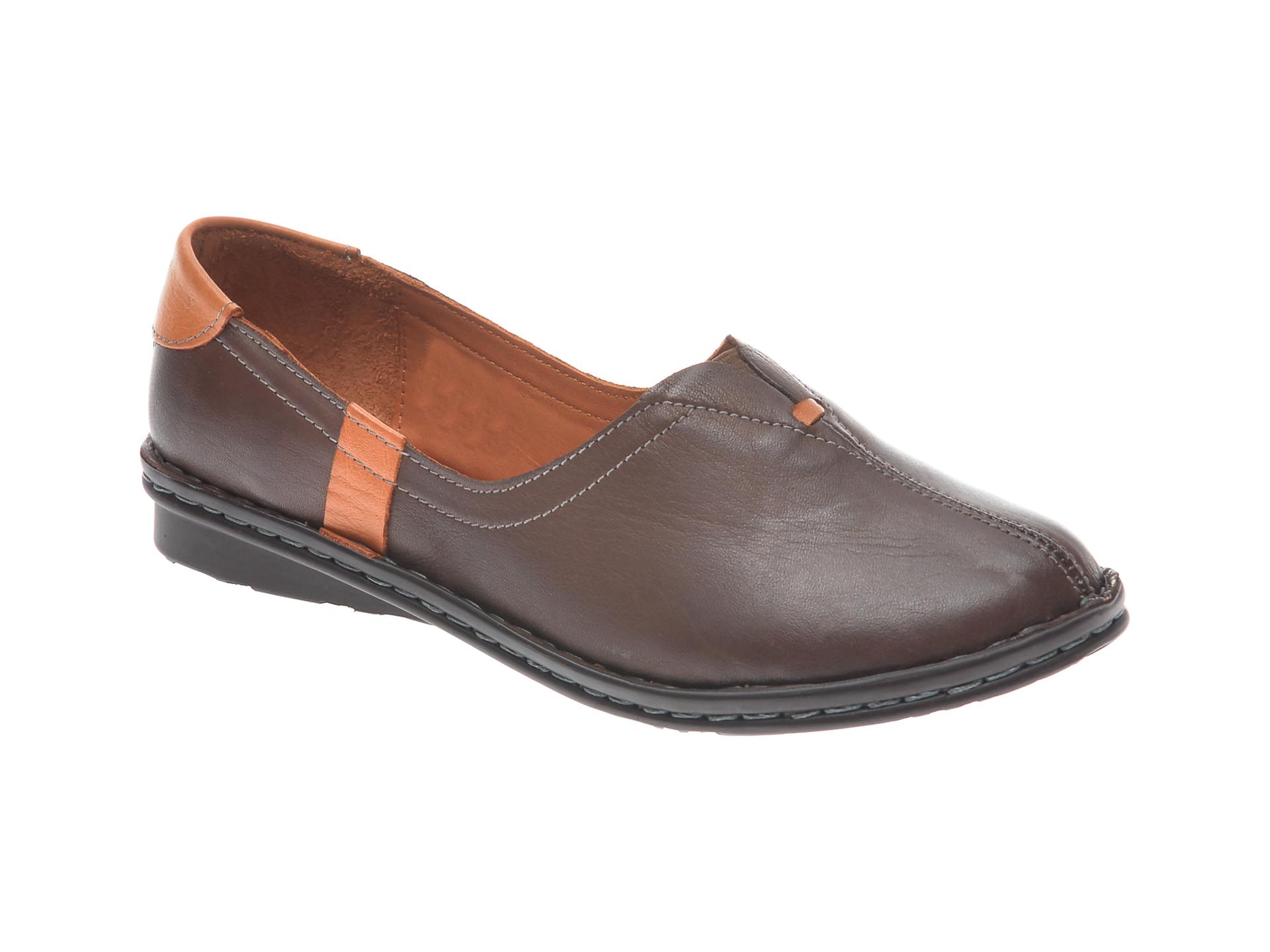 Pantofi Flavia Passini Maro, 954405, Din Piele Naturala