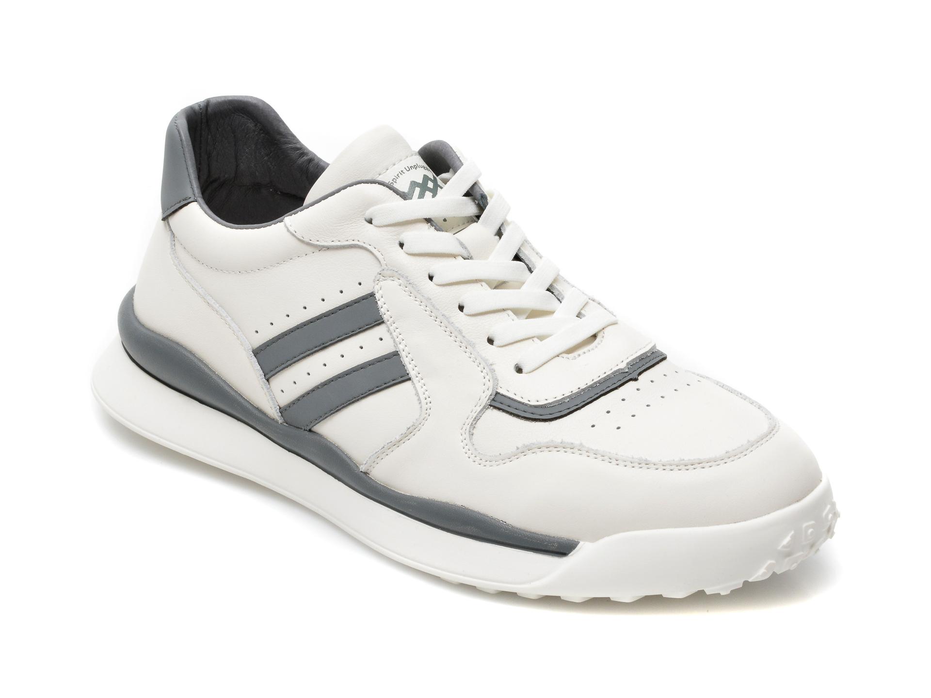 Pantofi Sport Gryxx Albi, 21215, Din Piele Naturala